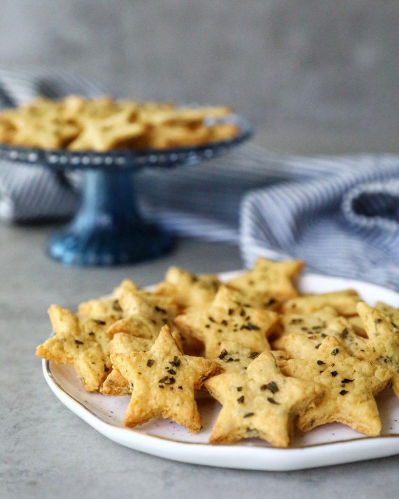Con queso y orégano