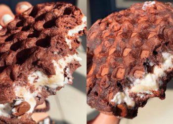 Receta de helado saludable de cacao