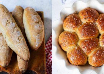 Pan de queso - Pan con queso