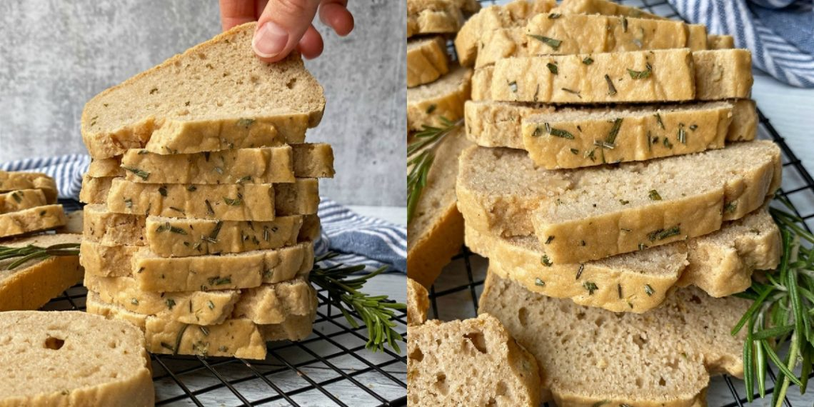 Receta para hacer pan de yuca