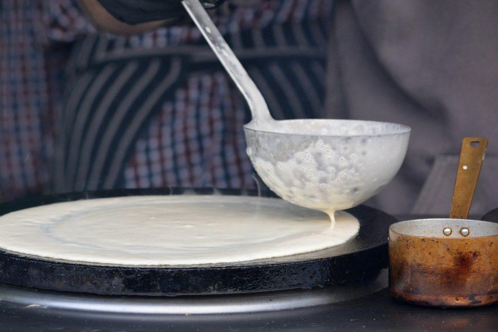 Mezcla de pancakes