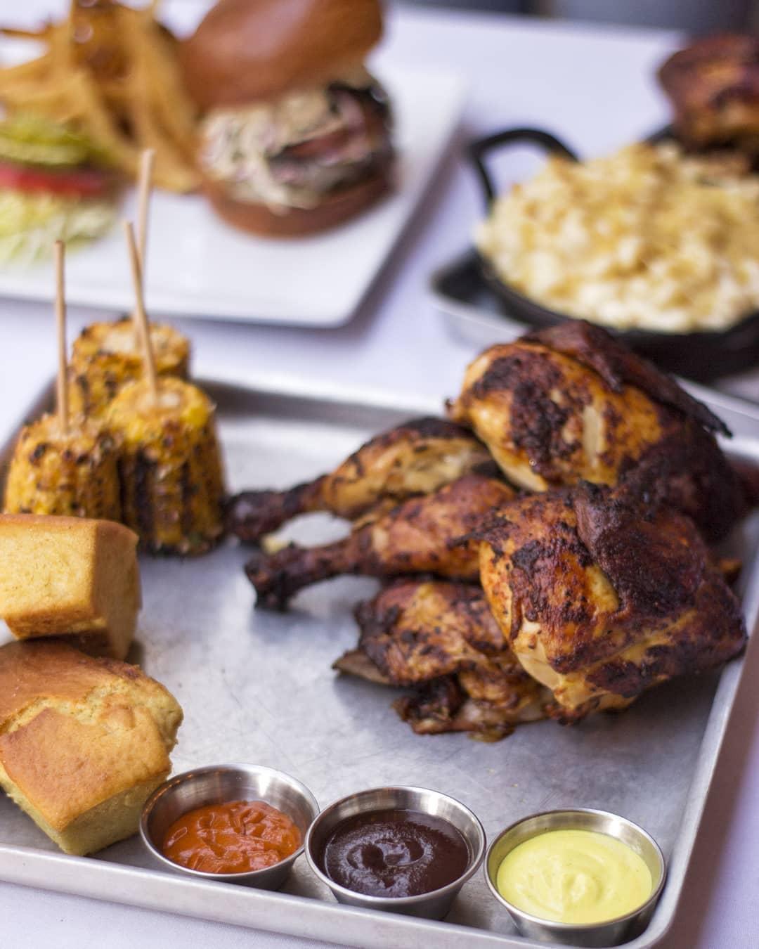 Pollo estilo hindú