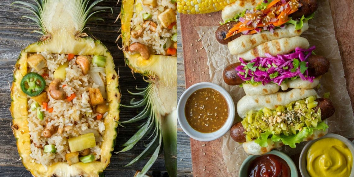Recetas con vegetales