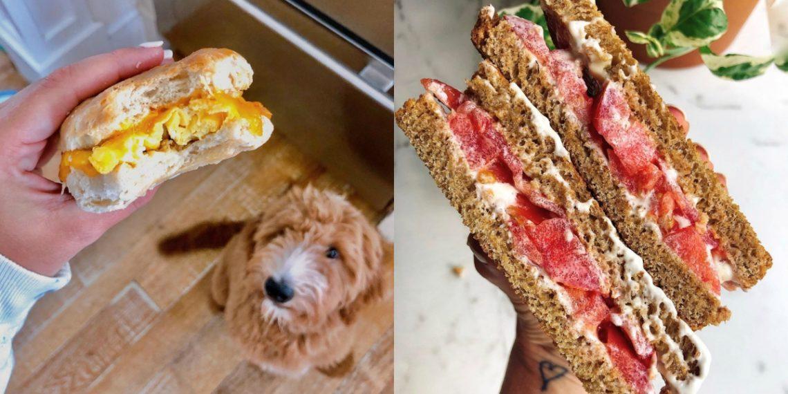 Recetas de sándwiches
