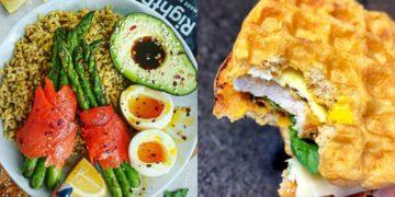 Recetas saludables de comidas para agregar a la dieta