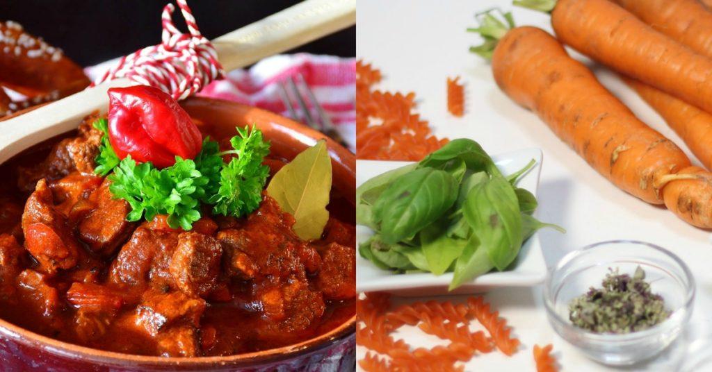 Aderezo para verduras y carnes