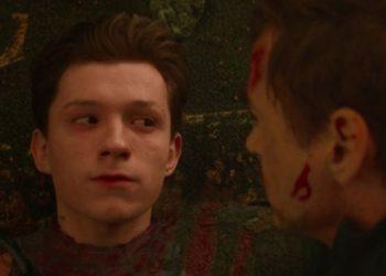 Escena improvisada de 'Avengers: Infinity War'