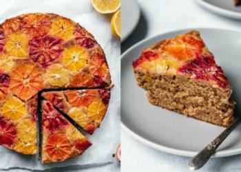 Receta de torta de naranja sin gluten