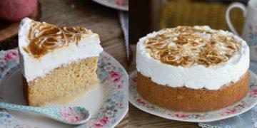 Receta de pastel o torta tres leches casera