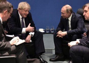 Espionaje ruso en Reino Unido