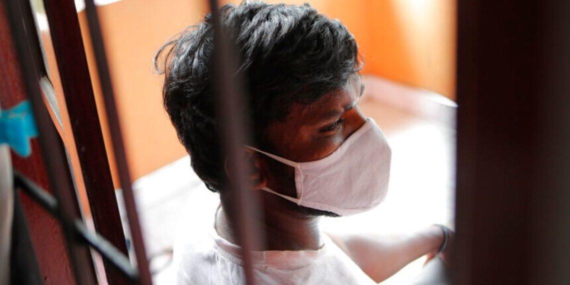 coronavirus en Sri Lanka