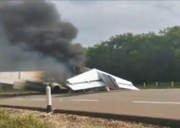 Aeronave narcotráfico Venezuela
