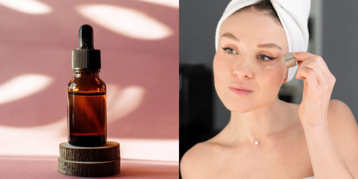 Cómo usar serum facial