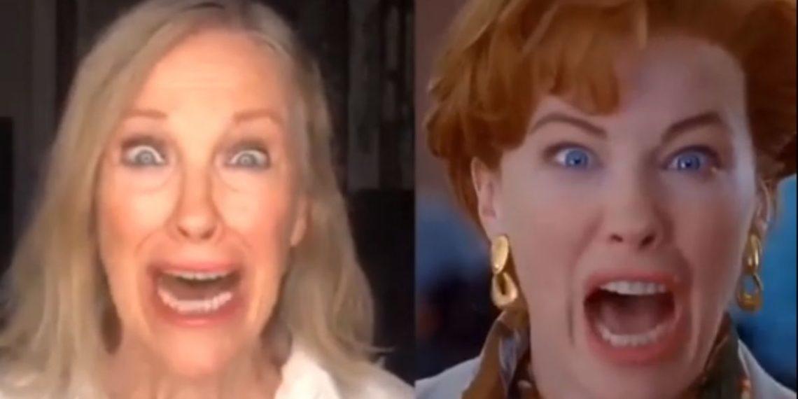 Catherine O'Hara en Mi Pobre Angelito