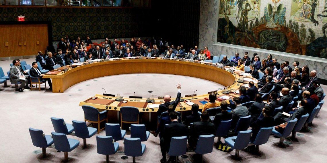 Consejo Seguridad ONU tregua Covid-19