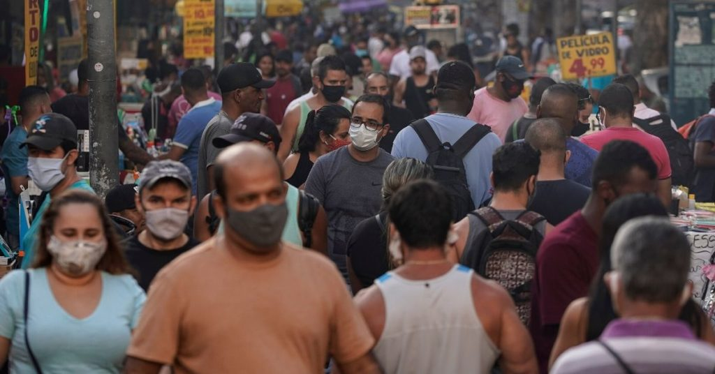 La pandemia de coronavirus en América