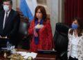 Cristina Fernández y Corte Suprema