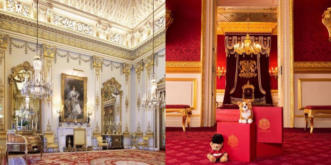 Para los británicos el Palacio de Buckingham ha sido un punto de reunión tanto en tiempos de crisis como de festividad. Foto: Instagram oficial /  @buckinghampalaceshop
