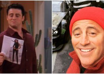 El actor estadounidense Matt LeBlanc, más recordado por su exitoso papel de 'Joey' en la popular serie de televisión 'Friends'. Foto: Instagram @Friends @mleblanc