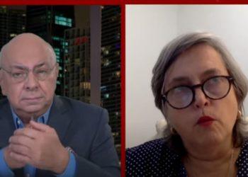 Carmen Beatriz Fernández, analista política