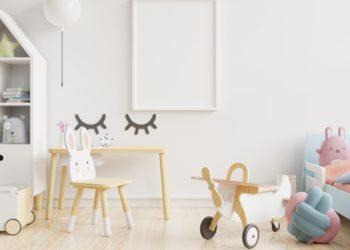 Decoración para habitación infantil