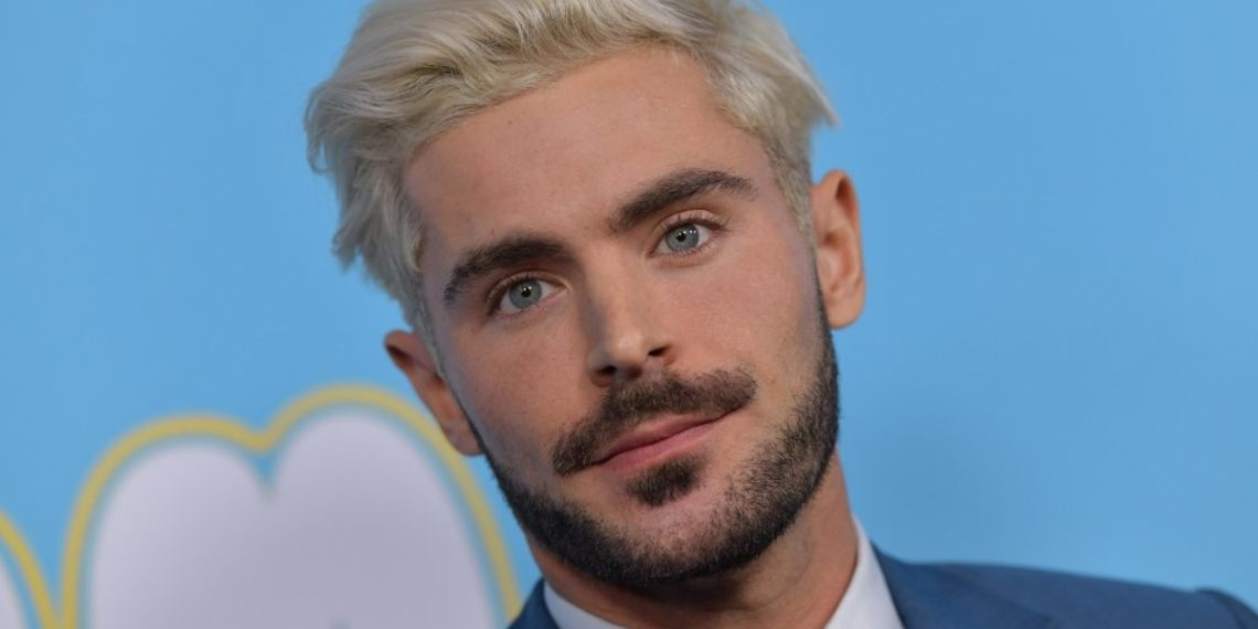 Down to earth Zac Efron