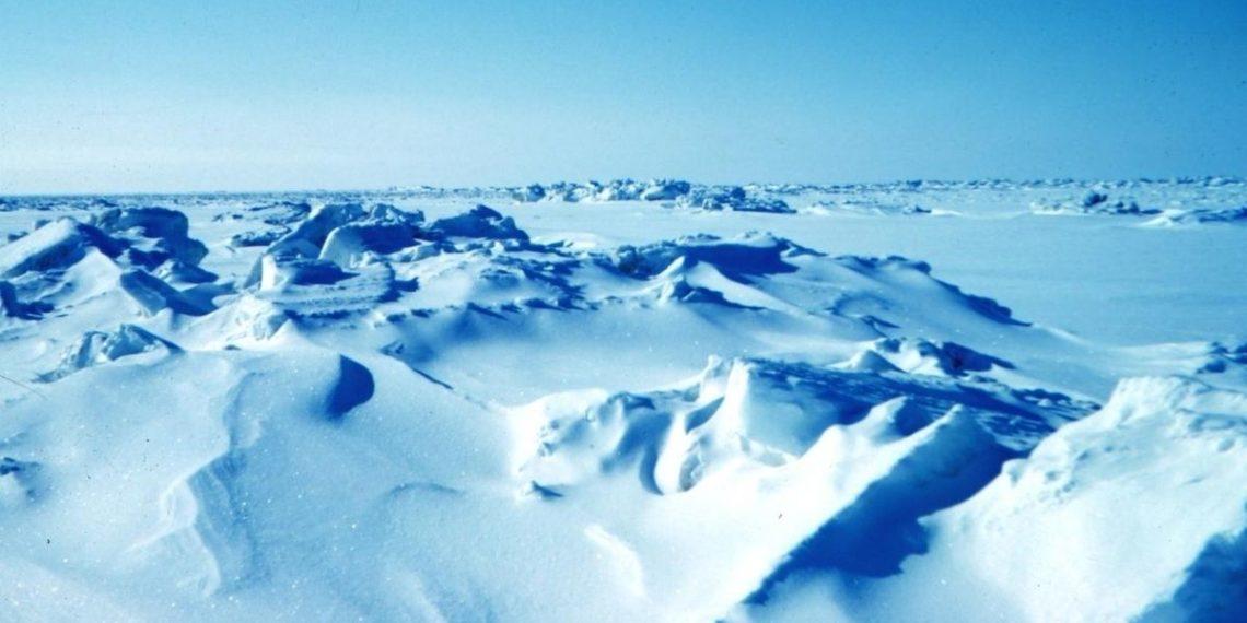 glaciaciones en la Tierra