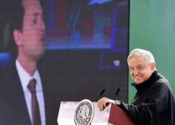 López Obrador y Emilio Lozoya