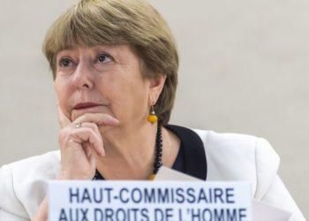 Bachelet sobre Venezuela