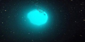 agujero azul
