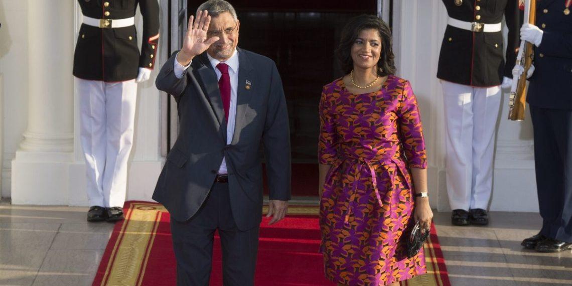 Presidente Cabo Verde Saab