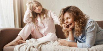 Conflictos entre suegra y nuera