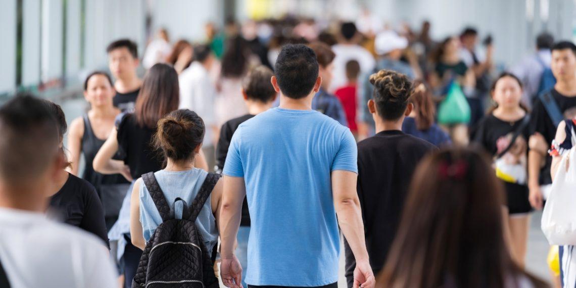 Población mundial 2020