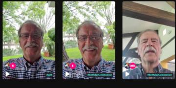 Vicente Fox en la plataforma CAMEO.