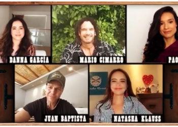 Protagonistas de Pasión de Gavilanes