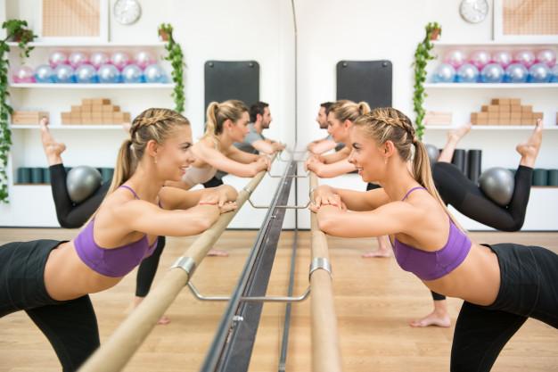 barre ejercicios