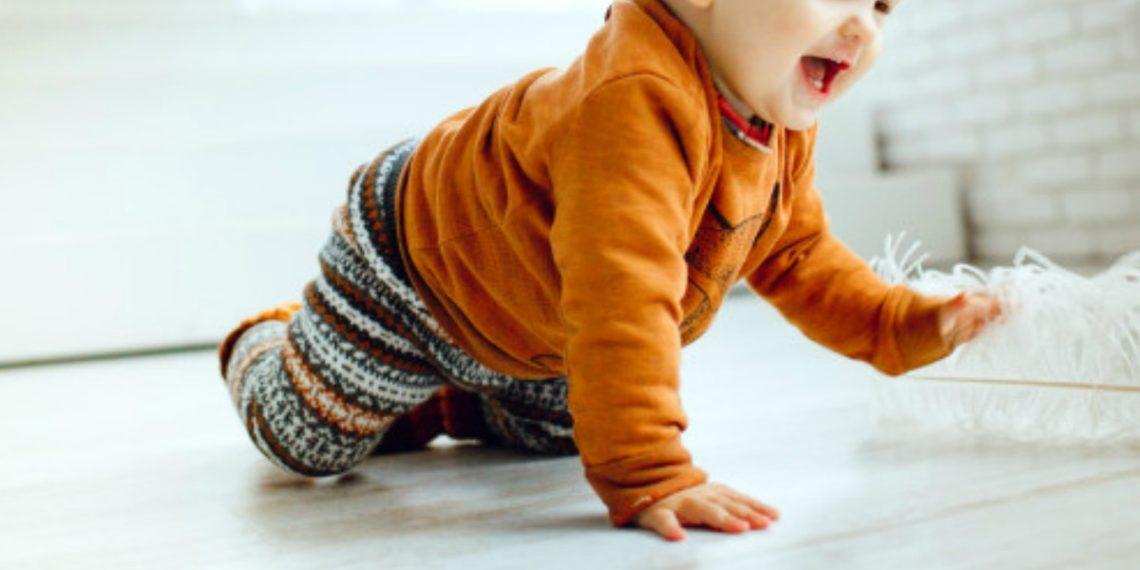 Conoce a Valentino, el bebé con una rara enfermedad que conmueve las redes con su sonrisa