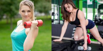 Rutina de ejercicios para conseguir un pecho firme con 5 minutos diarios