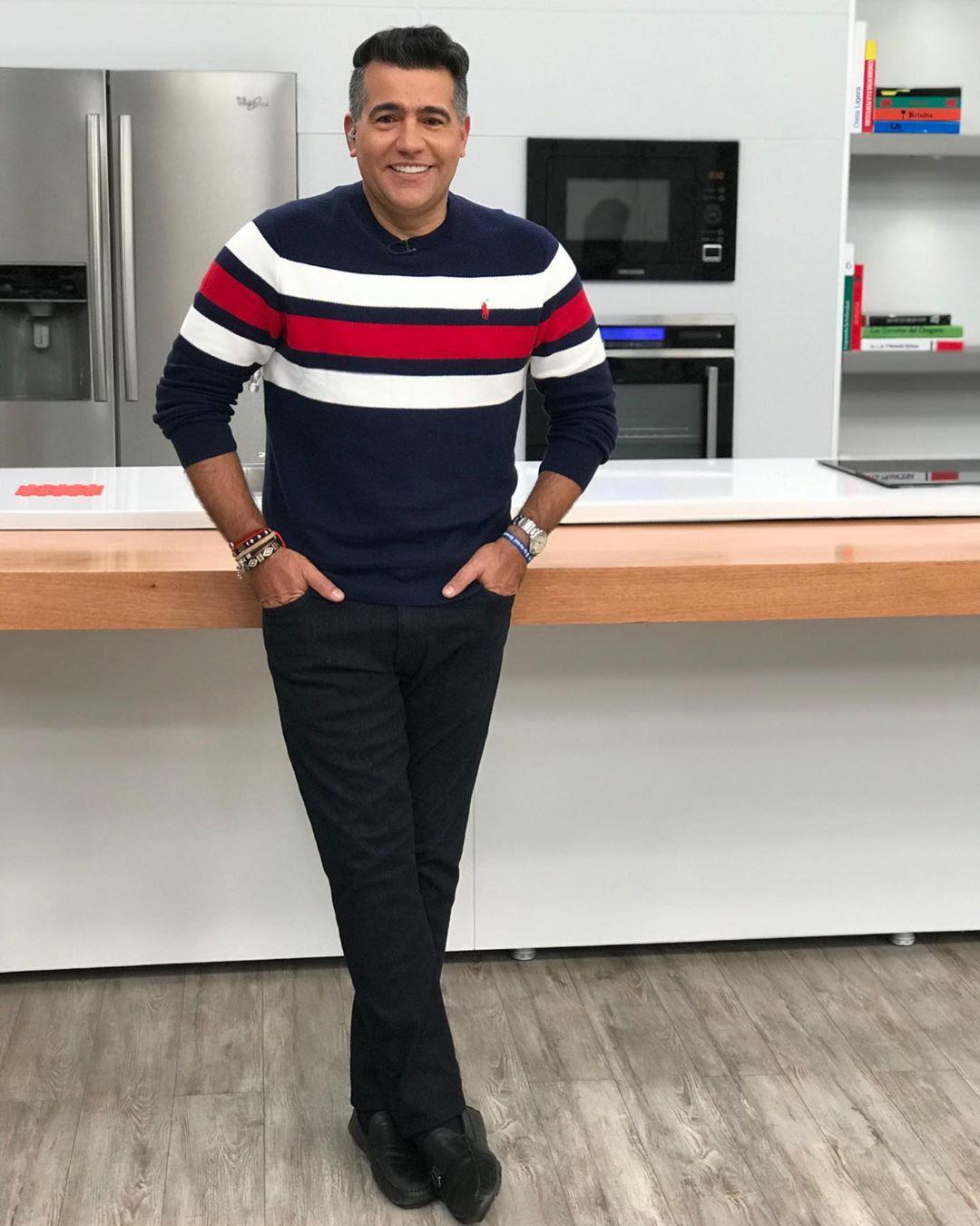 Carlos Calero dio positivo en la prueba de coronavirus