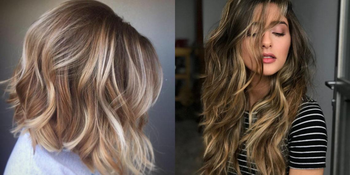 looks de cabello