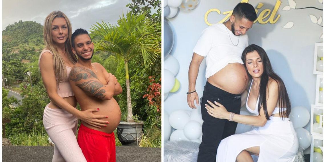 Danna Sultana y Esteban Landrau celebran el nacimiento de su hijo