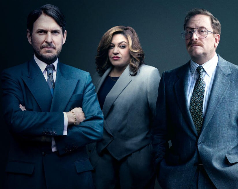 El robo del siglo serie de Netflix