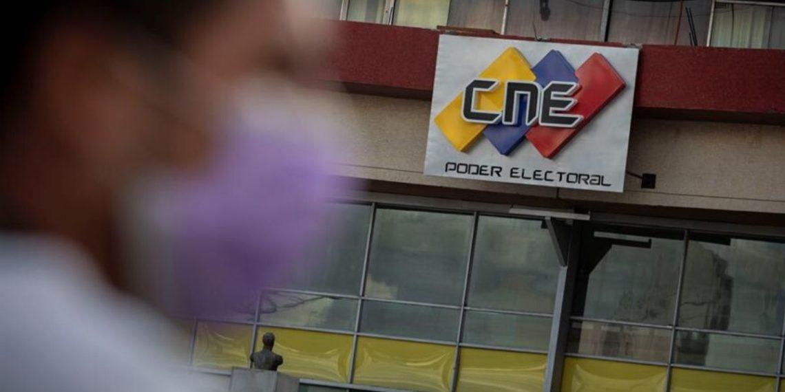 Eleciones Venezuela parlamentarias