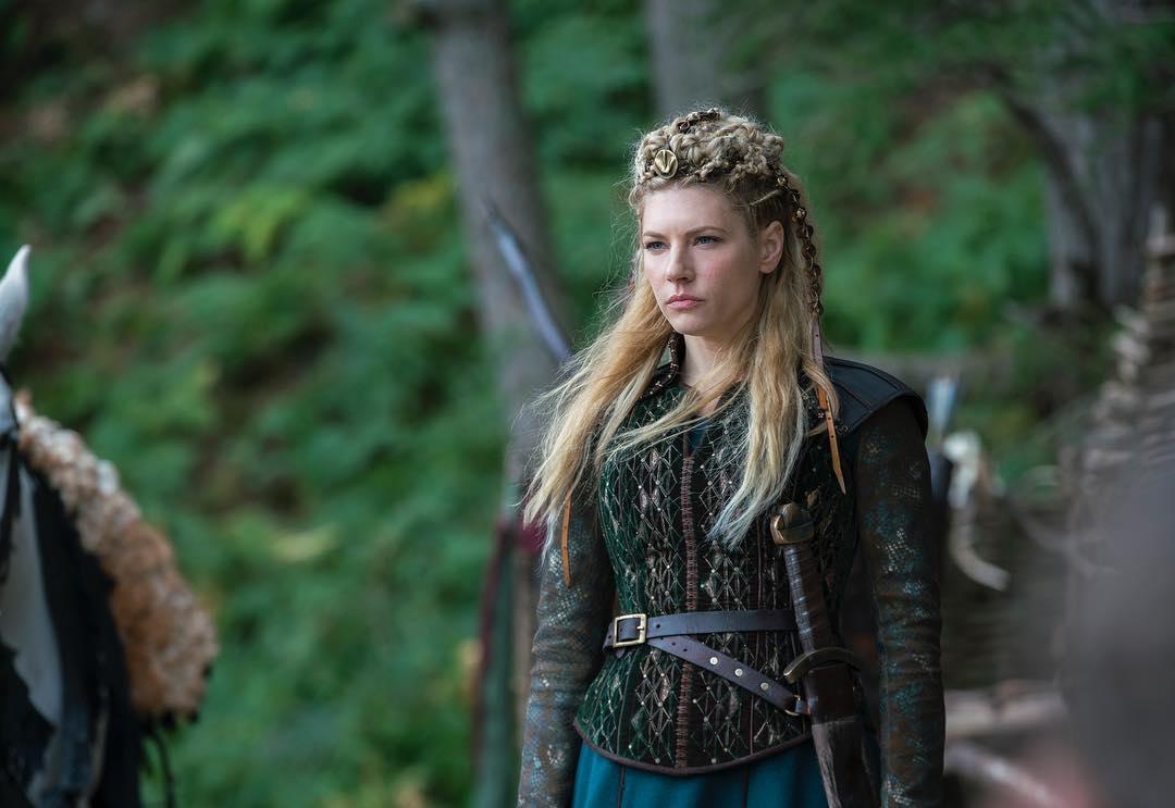 Lagertha Vikingos