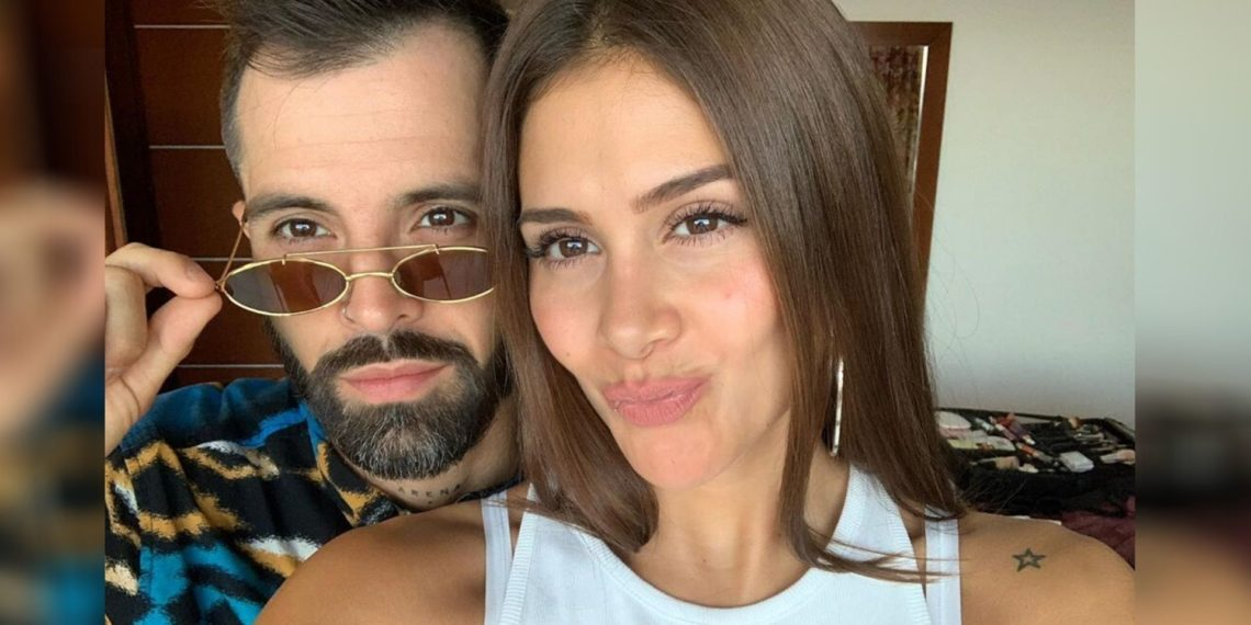 Mike Bahia se tatua el rostro de Greeicy Rendon