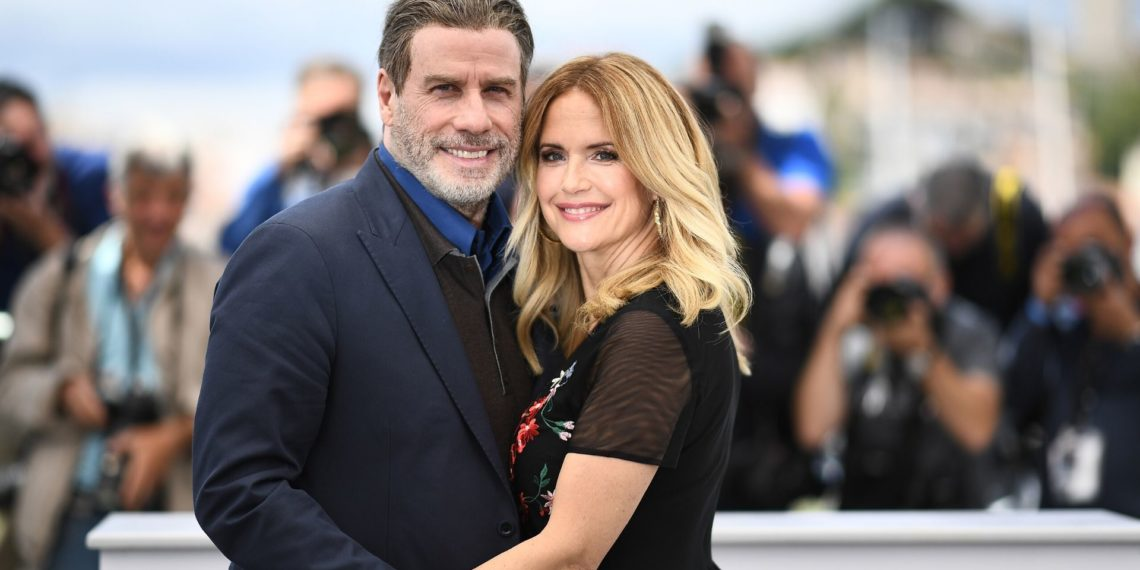 Muere Kelly Preston esposa de John Travolta