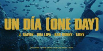 nueva cancion de J Balvin y Dua Lipa