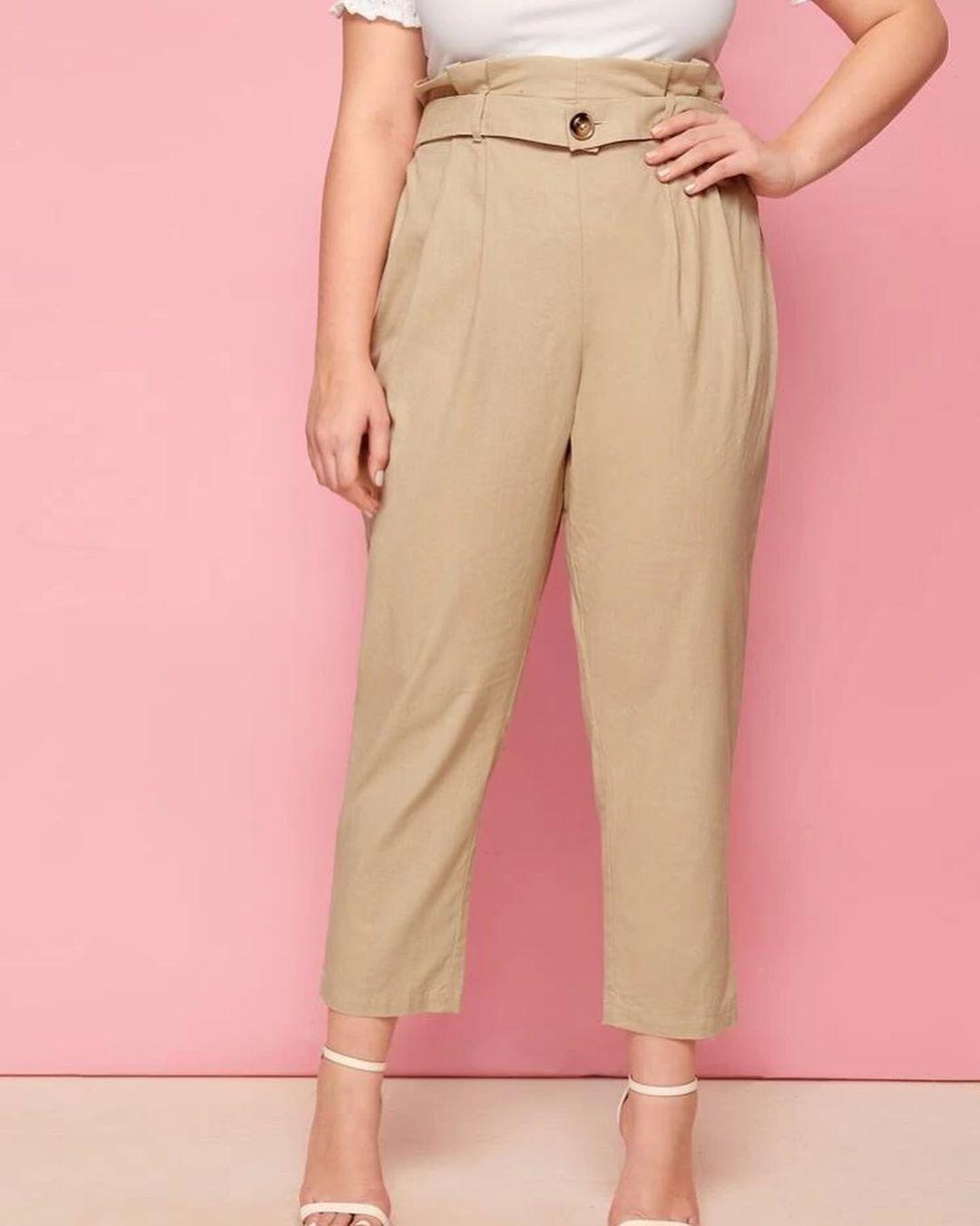pantalon curvy