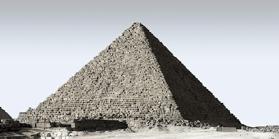 Pirámide Guiza