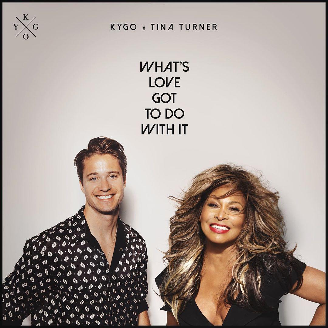 Tina Turner y DJ Kygo
